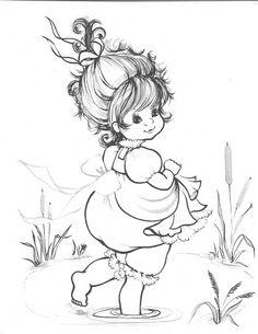 Charmer Hallmark coloring book - Lorie Harding - Picasa Web Albums
