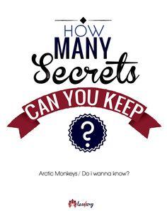 Do I wanna know