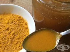 Направете си златен мед , за да излекувате грипа и настинката