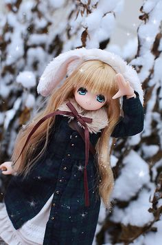 Rabbit Miu / Hello again