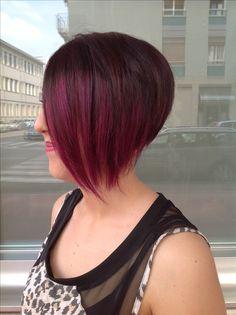 #capelligrigi #hairgrey #hair #followme #cordenons #pordenone #porcia #italia #illustration #ilparrucchierebyfrancesca #fashionillustration #fashion #rose #rosehair #capelli #capellicorti #elumen #elumencolor #goldwellcolor #goldwell #friuli