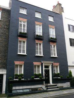 Image result for grey terrace facade