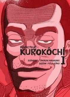 Inspecteur Kurokochi, Komikku