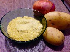 Purè istantaneo, la ricetta è sul blog il mestolo verde http://ilmestoloverde.wordpress.com/  oppure al link diretto http://ilmestoloverde.wordpress.com/2014/11/04/pure-istantaneo/