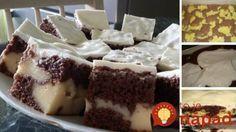 Extra jednoduchý: Prepadnutý koláč s kyslou smotanou