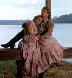 Brett and Billy Hazard, North & South Book II Parker Stevenson, Francis I, Genie Francis, Civil War Movies, Patrick Swayze, Period Dramas, Period Movies, Dirty Dancing, North South
