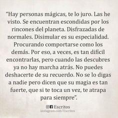 Una persona mágica siempre será un genio #be genius