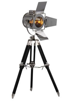 Features: -Ansel collection. -Number of lights: 1. -Finish: Chrome/Black. Base Finish: -Chrome; Black. Material: -Metal. Dimensions: Overall Product Weight: -8 lbs. Overall Height - Top to Bott