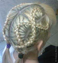 Прическа Плетение Плетение кос Волосы фото 14 braid