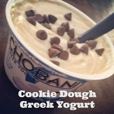 {southern bliss blog}: {Cookie Dough Greek Yogurt}
