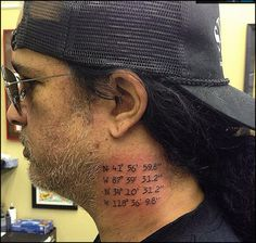 Slash only recently filed for divorce, but is already shacking up with new girlfriend! They also got matching tattoos!