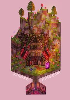 Isometric Art, Minecraft Fan Art, Photo Wall Collage, Anime Figures, Dream Team, Some Pictures, Pretty Cool, Cute Art, Iphone Wallpaper