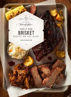 Enjoy BBQ Brisket made with Eastern Shore Honey and other wholesome ingredients, just in time for National Brisket Day and Memorial Day cookouts. Grilled Brisket, Bbq Brisket, Honey Bbq, Honey Recipes, One Pot Meals, Slow Cooker Recipes, Grilling, Kara, Dishes