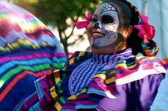 Dia De Los Muertos in Oaxaca Mexico