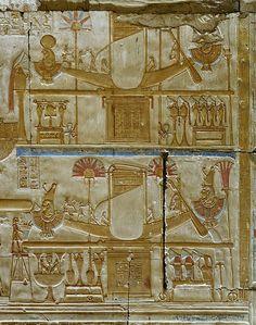 Abydos, Temple of Seti I, Chapel of Amun-Ra | Chapel of Amun… | Flickr