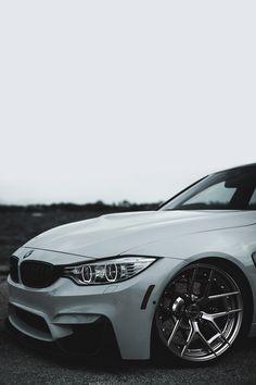 envyavenue: BMW F80 M3 by Brixton Forged.