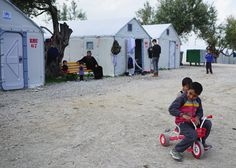 Ten thousand IKEA refugee shelters left unused over fire fears, United Nations admits