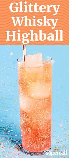 Essentially a Japanese Highball dressed for a night out on the town, this glittertail mixes lustrous dust with Japanese whisky, soda and a couple dashes of Bittermens Hopped Grapefruit bitters for a subtle, citrusy twist. Mix this easy drink up when a standard Highball just won't do.