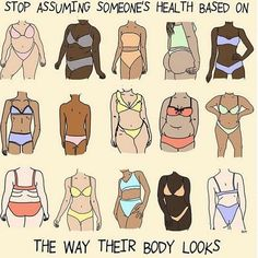 Because all bodies are good bodies and there is no compassion when cloaking critique as worry about someone's body. Positive Body Image, Body Positive Quotes, Body Shaming, Feminist Art, Self Conscious, Loving Your Body, Self Love, How Are You Feeling, Positivity