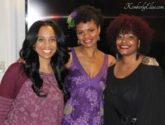 Stop by Natural Kinx Salon the next time you are in Long Beach and shopping at Shades of Afrika and learn more about our wonderful stylists...Check out our own Aingeelz who was a part of this event!