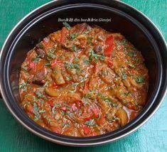 O tocanita delicioasa care merge pregatita cu orice fel de carnita. Romanian Food, Saveur, Ratatouille, Paella, Eggplant, Curry, Food And Drink, Cooking Recipes, Chicken
