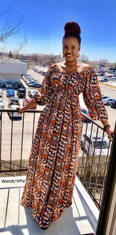 African Fashion Ankara, Latest African Fashion Dresses, African Inspired Fashion, African Print Fashion, Africa Fashion, African Prints, African Style, African Fabric, Long African Dresses