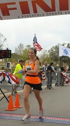 The Clock Starts Ticking Well Before the Race Starts I was flattered when my local Tallahassee photography, Jennifer Powell (she took the fun picture above), contacted me to see if I had any race d...
