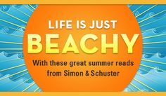 Life is just beachy with these great #BPLSummer Reads. We own them all. Don't buy them!