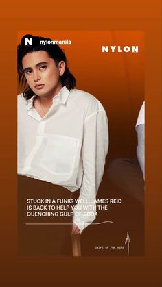 In A Funk, James Reid, Magazine, Youtube, Movie Posters, Film Poster, Magazines, Youtubers, Billboard