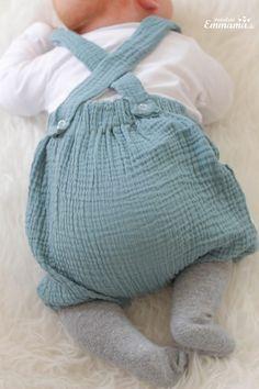 Auf Fortbildung mit einem Baby….Musselin Romper, Carlo, Elsbeth&ich