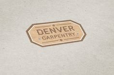Check out Carpentry Logo Template by ClementineCreative on Creative Market