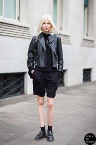 STYLE DU MONDE / Milan FW SS15 Street Style: Ola Rudnicka  // #Fashion, #FashionBlog, #FashionBlogger, #Ootd, #OutfitOfTheDay, #StreetStyle, #Style