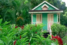 View Stock Photo of Little Wooden House In La Sikwi St Lucia Caribbean America. Pitons St Lucia, Building A Wooden House, St Lucia Caribbean, St. Lucia, Caribbean Homes, Family Vacation Spots, Old Houses, Tiny Houses, Paper Houses