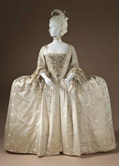 Ba-rococó: Moda del Siglo XVIII - Dulce Tortura 2  1740s