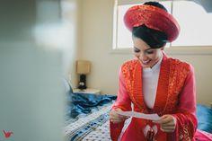 Vietnamese wedding - bride