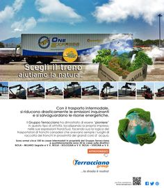 Newsletter n°22 - Scegli il treno...aiutiamo la natura! terraccianogroup.it