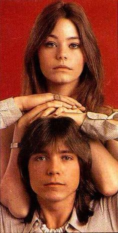 The Partridge Family - David Cassidy and Susan Dey.  Was one of my favorite shows during my childhood!