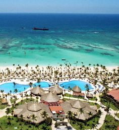 Punta Cana - Rep. Dominicana.  Hotel Gran Bahia Principe.
