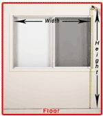 1000 Images About Window Treatments On Pinterest Curtains Roman Shades And How To Measure