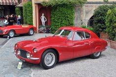 1954 FIAT 8V BERLINETTA  Maintenance/restoration of old/vintage vehicles: the material for new cogs/casters/gears/pads could be cast polyamide which I (Cast polyamide) can produce. My contact: tatjana.alic@windowslive.com