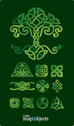 Free Celtic Vector Design Download