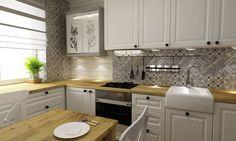 Znalezione obrazy dla zapytania miętowe płytki do kuchni