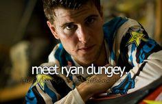 in two weeks its on like donkey kong. Motocross Quotes, Ryan Dungey, Ken Roczen, Little Boy Blue, Fox Racing, Dirtbikes, Donkey Kong, Monster Energy, Pretty Men