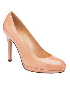 Nude heels #shoes $298.00