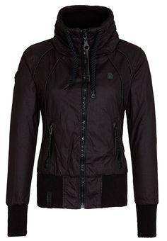 Naketano Women's Jacket Black Schlagerstar