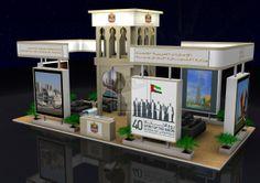 exhibition stand castle - Google Search