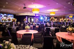 On New Years Eve, Top That! Event put together the BEST PROM EVER! for MotorCity Casino Hotel's exclusive party to ring in the New Year and we are so thrilled with the final polished event! Check out these images from…