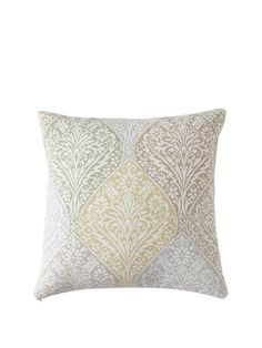 Boho Printed Cushion – 43 x 43 cm Create a calming, chilled feeling in your haven with this gorgeous accent cushion. Printed in a muted palette of yellow, greens and oranges, the intricate floral pattern encourages stress-free thoughts and peaceful relaxation.Depth: 10 CMHeight: 43 CMWidth: 43 CM