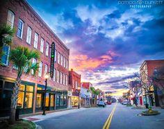 Downtown Florence, South Carolina