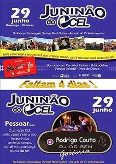 Jataí News: Festas Juninas. Participe!